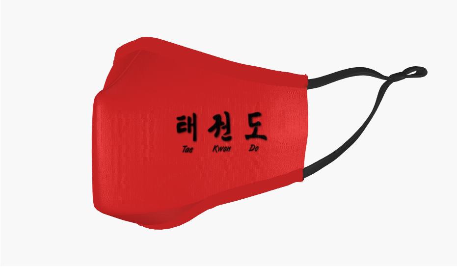 Masque personnalisable avec filtre amovible PM2.5