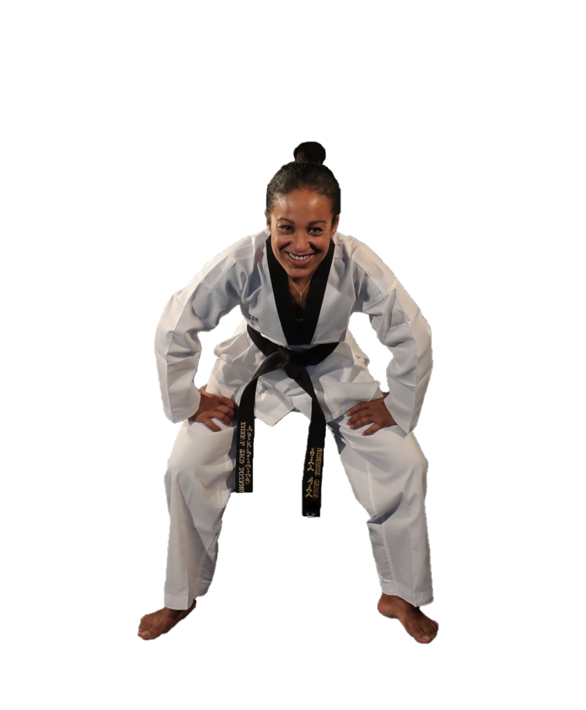 Pop up AME Sport taekwondo dobok Great Warrior